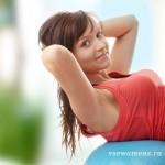 Фитнес для молодой мамы